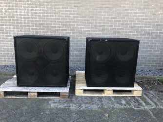 CSX60-S2 Subwoofer System Set TCE-STELLING-6565 NEW