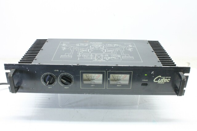 PA902 - Power Amplifier JDH RK-4 - 10094-Z