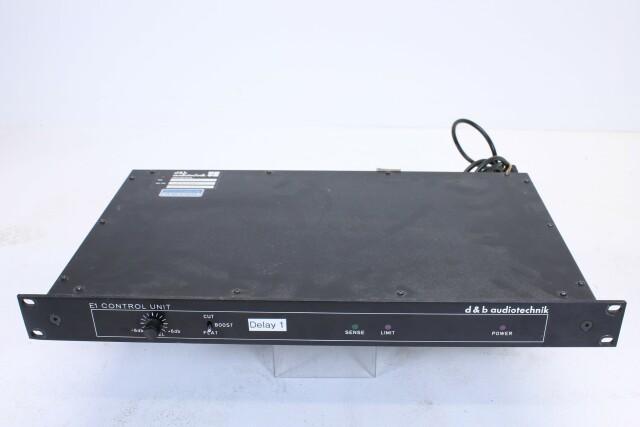 E1-C0 Control Unit (nr.4) RK17-1237-BV
