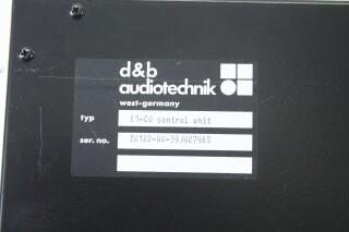 E1-CO Control Unit (No.5) BVH2 RK-14-12271-bv 8