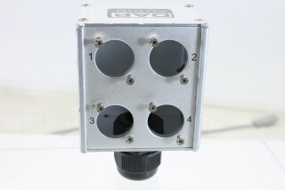 Break Out Box With 4x Space for XLR Chassis F6-12633-BV 3