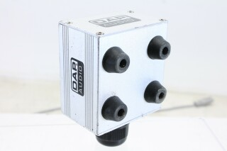 Break Out Box With 4x Space for XLR Chassis F6-12633-BV 4