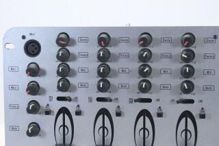 Fusion - 19 Inch DJ Mixer with Sampler R-11948-bv 4