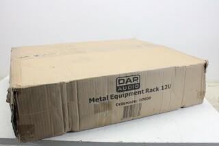 D7600 Metal Rack With 12x 1U Space NEW In Box EV VLQ-14120-BV 1