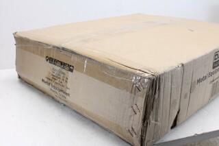 D7600 Metal Rack With 12x 1U Space NEW In Box EV VLQ-14120-BV 3