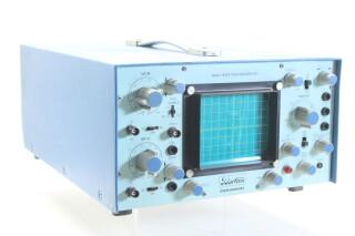 D12 Dual Trace Oscilloscope JDH-C2-ZV-17-5718 NEW