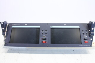 2x7 Inch LCD Monitor TLM-702 (no.1) EV-R-5590 NEW