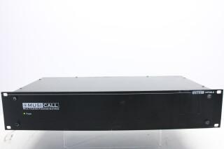 Musicall Paging Matrix MPM8.8 SV-RK13-4029 NEW