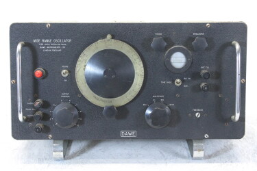 Wide Range Oscillator Type 400C HEN-ZV-21-6093 NEW