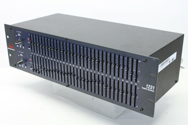 1231 Stereo 31-Band Graphic Equalizer JDH3 RK-15-9944-z
