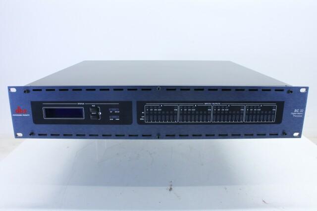 SC 32 - Digital Matrix Processor Without Cards AXL2 VL-G - 10434-Z