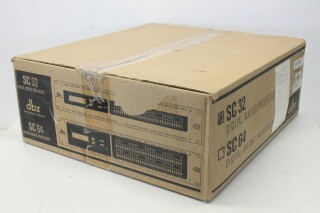 SC64 - 64 I/O Digital Matrix Processor - without Cards AXL5-AXL-PL-3-12831-bv 3