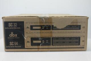 SC64 - 64 I/O Digital Matrix Processor - without Cards AXL5-AXL-PL-3-12831-bv 4