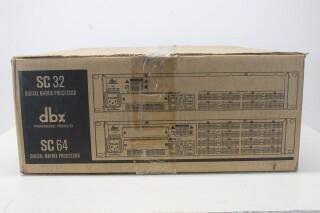 SC64 - 64 I/O Digital Matrix Processor - without Cards AXL5-AXL-PL-3-12831-bv 5