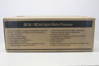SC64 - 64 I/O Digital Matrix Processor - without Cards AXL5-AXL-PL-3-12831-bv 6