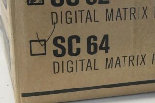 SC64 - 64 I/O Digital Matrix Processor - without Cards AXL5-AXL-PL-3-12831-bv 7