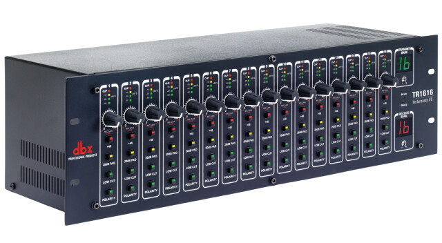 TR1616 Preformance I/O - Digital Interface with 16 In/Outputs AXL5-AXL-PL-3-12814-bv