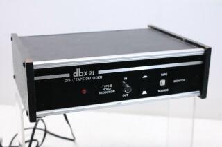 Vintage 21 Disc/Tape Decoder JOE H-14282-BV