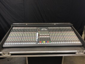 32 Channel Console CS12M in Flightcase (No.2) EV-VL-4072 NEW