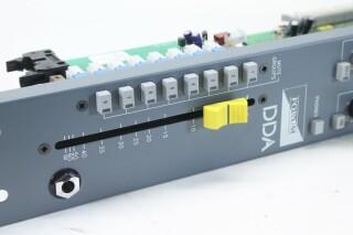 DDA Forum Console - Master Channel Module boven-L-10908-z 5