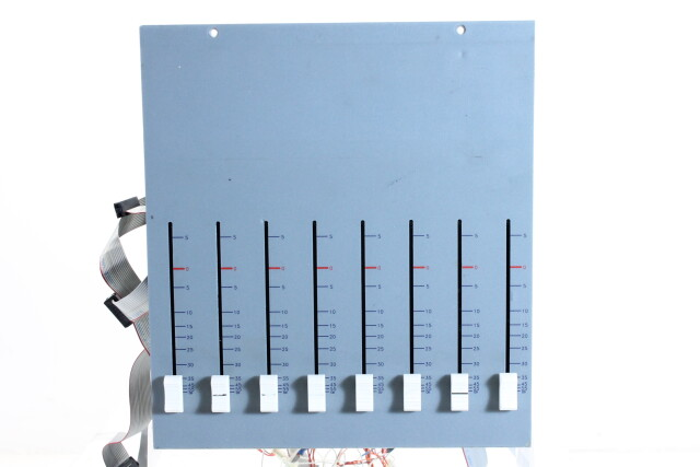 Profile Fader Section of 8 Faders JDH-C2-RK11-5752 NEW