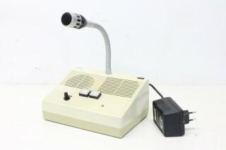 G 1039 ARD-1 XLR Delegate/Broadcast Microphone (No.1) JDH#1-M-13062-bv