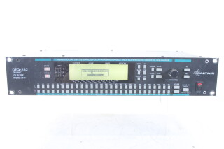 DEQ-282 Graphic Equaliser Master Unit (No. 1) JDH-C2-RK-25-5510 NEW
