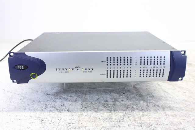 192 I/O Pro Tools HD Digital Audio Interface /w 4 modules (No.2) TCE-RK17-6663 NEW