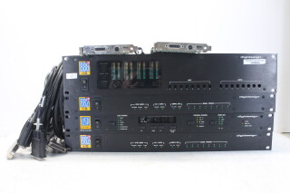 888/24, USD Sync, 882/20, Mix Fram, Mix Core Interface Set With Cables TCE-RK-19-4321 NEW