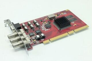 D1 Desktop 64AV PCI-X SDI Card JDH K-15-9260-x 1