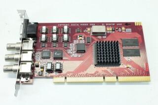 D1 Desktop 64AV PCI-X SDI Card JDH K-15-9260-x 2