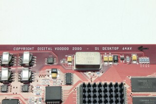 D1 Desktop 64AV PCI-X SDI Card JDH K-15-9260-x 3