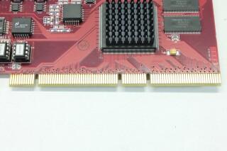 D1 Desktop 64AV PCI-X SDI Card JDH K-15-9260-x 4