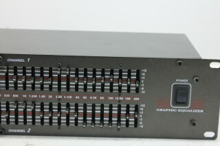 SR231Qx Dual Channel 31 Band Graphic Equalizer PUR1 RK22-14304-BV 4