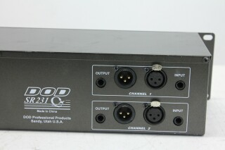 SR231Qx Dual Channel 31 Band Graphic Equalizer PUR1 RK22-14304-BV 6