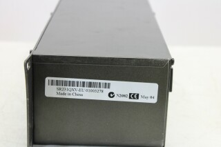 SR231Qx Dual Channel 31 Band Graphic Equalizer PUR1 RK22-14304-BV 8