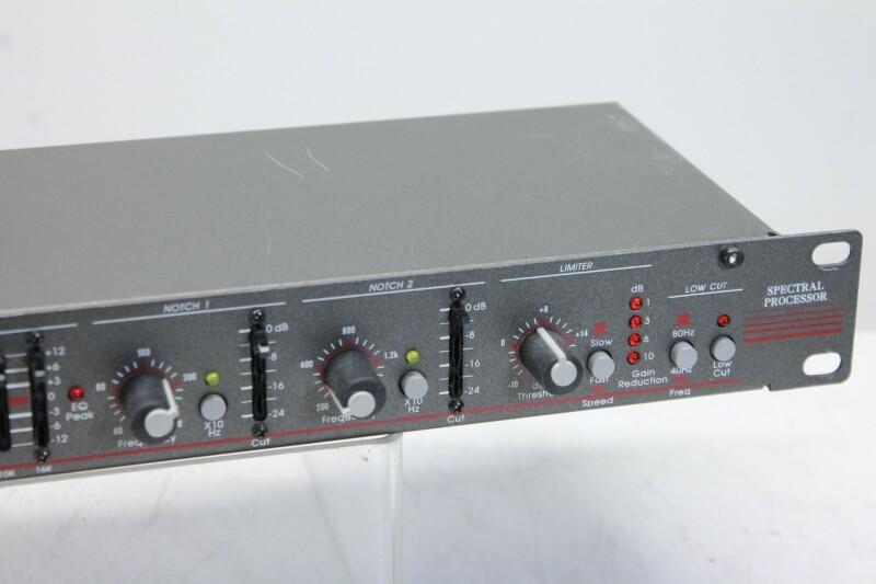 Dod Sr410 Spectral Processor
