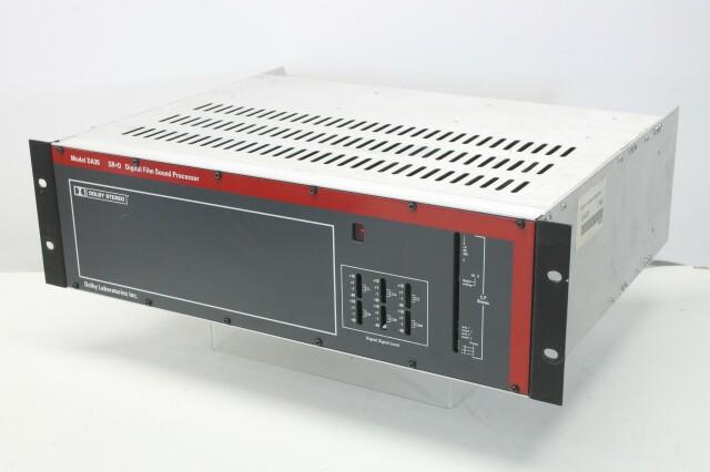 DA20 - SR-d Digital Film Sound Processor ORB-2-11594-bv