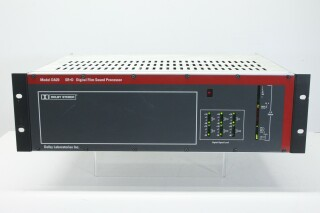 DA20 - SR-d Digital Film Sound Processor ORB-2-11594-bv 2