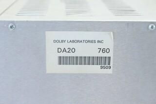 DA20 - SR-d Digital Film Sound Processor ORB-2-11594-bv 12