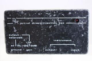 Active DI Box SHP-H-3534