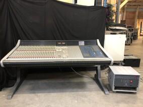 Merlin - 24 Channel In-Line Studio Console SHP-VL-4076
