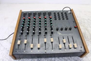 Series 200 mixer (similar to Sixmix) /w XLR JDH-C2-ZV16-6537 NEW