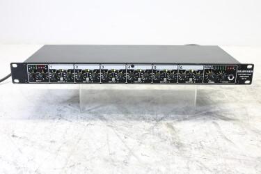 6-Channel Balanced Distribution Amplifier DA-6 (No.5) JDH-C2-RK22-6453 NEW