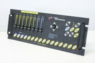 Master 816 - Disco, Dj, Stage Light Controller/Mixer BS R-10961-z