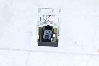CDS 660 cartridge without needle E-4-6966-x
