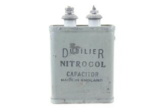 Nitrogol Capacitor 109 B471 MFD ± 20% 500 DC WKG85°C HEN-ZV-7-BOX-2-5365 NEW