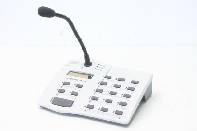 DPC 8015 - Call Station/Paging Console (No.1) BVH2 D-12093-bv