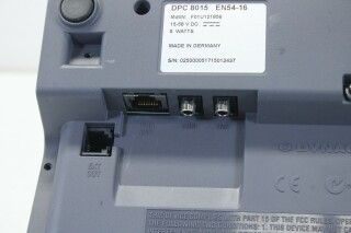 DPC 8015 - Call Station/Paging Console (No.1) BVH2 D-12093-bv 8