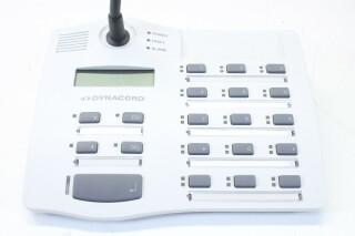 DPC 8015 - Call Station/Paging Console (No.3) BVH2 D-12095-bv 2